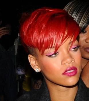 Rihanna 2010 Hairstyles