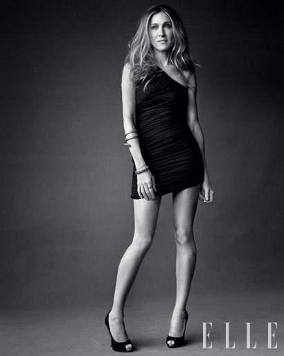 Sarah Jessica Parker for Elle US January 2011 3