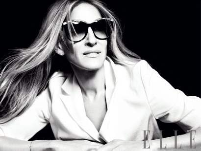 Sarah Jessica Parker for Elle US January 2011 5