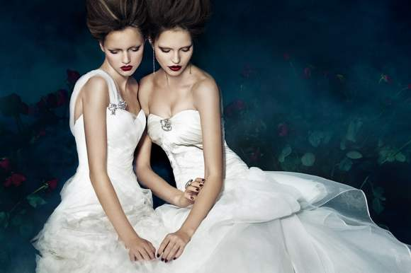 Sasha Zivile Julia for SingaporeBrides Fashion 6