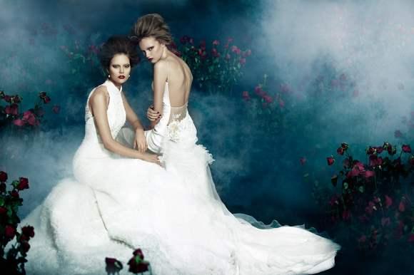 Sasha Zivile Julia for SingaporeBrides Fashion 7