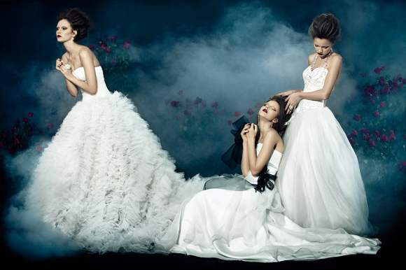 Sasha Zivile Julia for SingaporeBrides Fashion 8