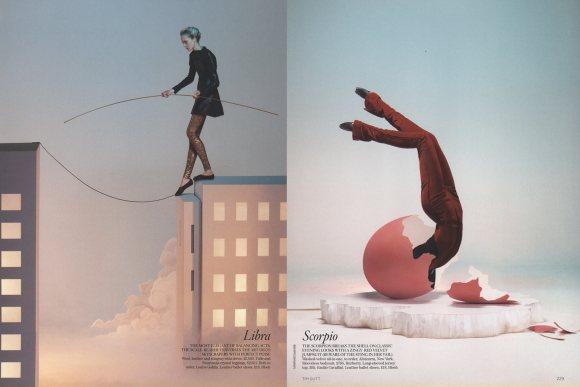 Siri Tollerod for Vogue UK December 2010 5