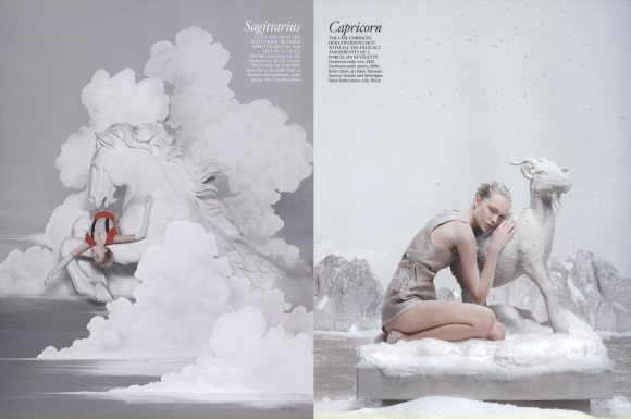 Siri Tollerod for Vogue UK December 2010 6
