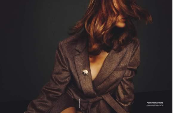 Sophie Vlaming for D Magazine December 2010 2