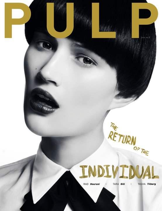 Tara Gill Pulp Magazine December 2010