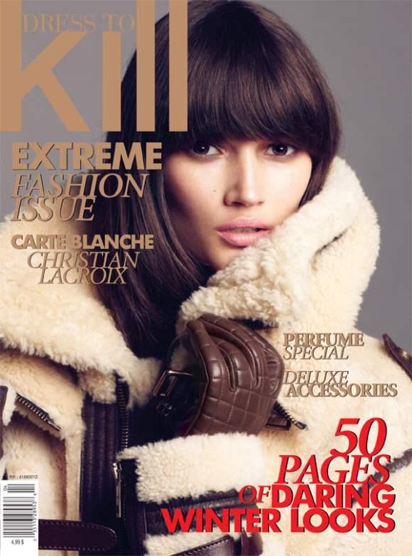 Tara Gill for Dress to Kill Magazine Winter 2011