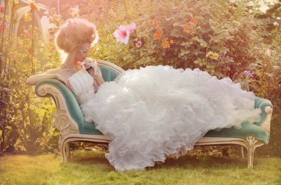 Valerya for Brides December 2010 1