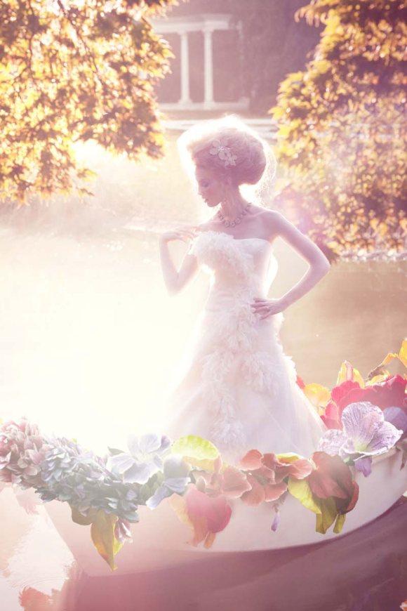 Valerya for Brides December 2010 3