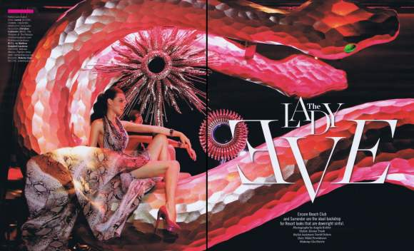 Vegas Magazine Dec January 2011 3