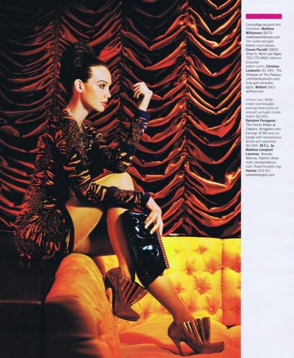 Vegas Magazine Dec January 2011 4