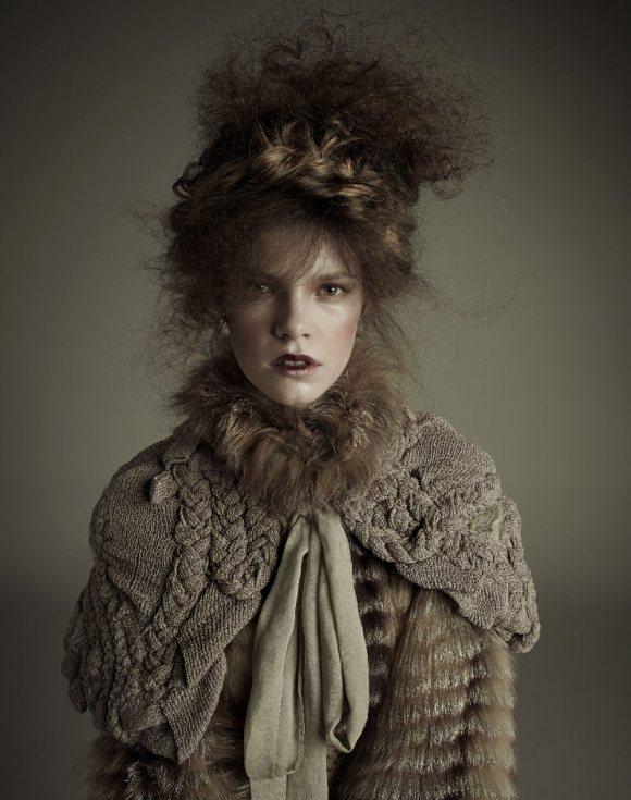 Zuzanna Stankiewicz for Glamour Poland 4