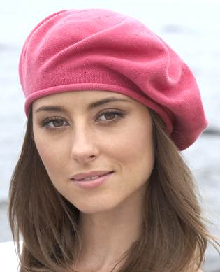 beret cap for women