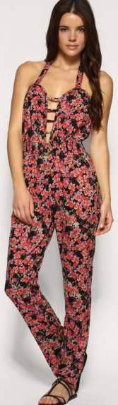 casual Jumpsuits for fun and sporty look
