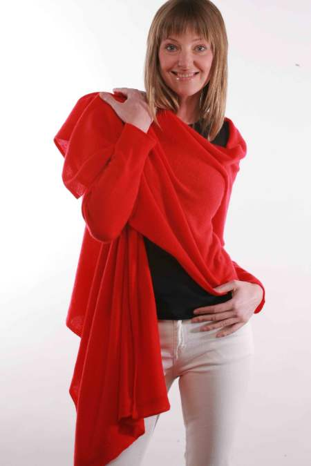 draping wrap cardigan