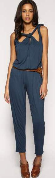 jumpsuit for Formal Chic look