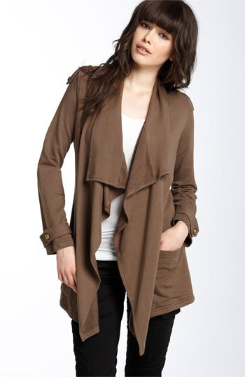 wrap cardigans styling for petite women