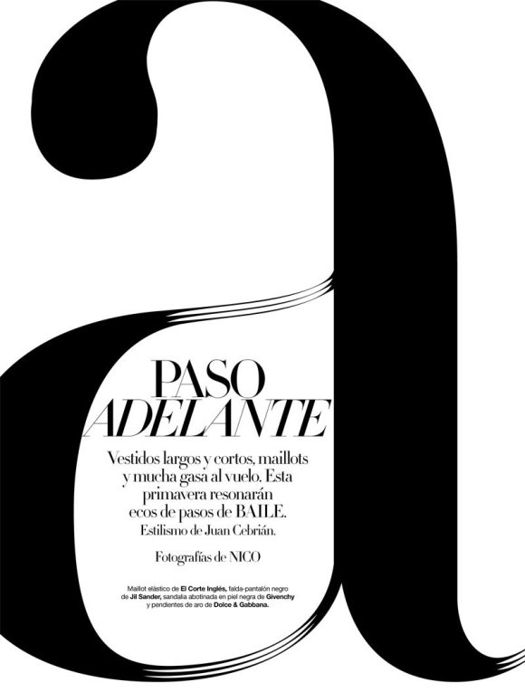 Alessandra Ambrosio Harpers Bazaar Spain Feb 2011 2
