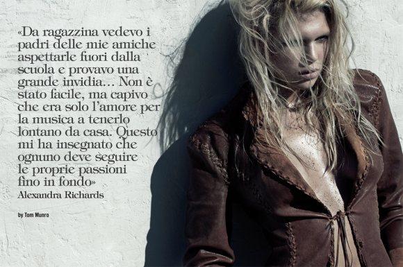 Alexandra Richards Vogue Italia January 2011 1