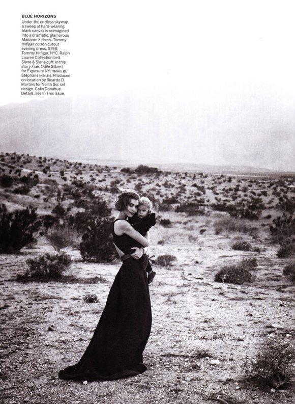 Arizona Muse Vogue US February 2011 11