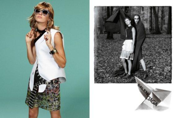 Balenciaga S S 2011 Campaign 2