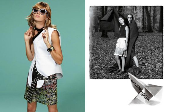 Balenciaga S S 2011 Campaign 5