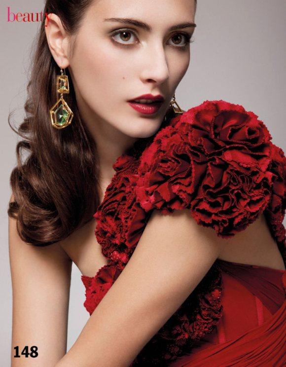Barbara Garcia for Vogue Taiwan 1