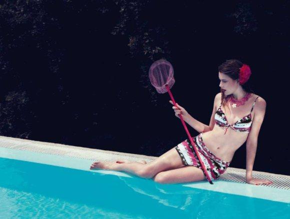 Blugirl S S 2011 Beachwear Lookbook 6
