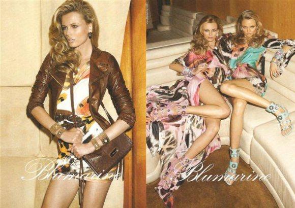 Blumarine S S 2011 Campaign 1