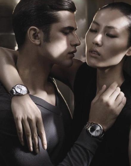 Calvin Klein Accessories S S 2011 Campaign 1