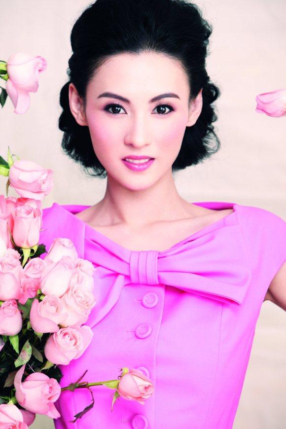 Cecilia Cheung Harpers Bazaar February 2011 10