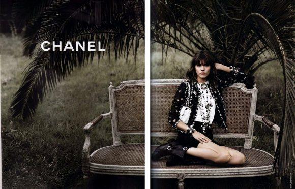 Chanel S S 2011 ad Campaign 1