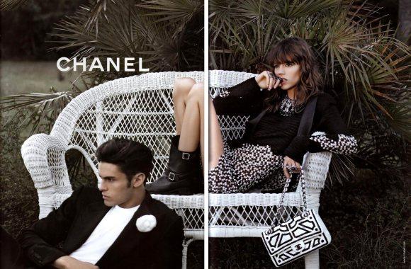 Chanel S S 2011 ad Campaign 2