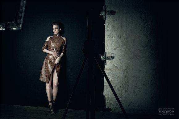 Charlotte Gainsbourg Vogue Italia January 2011 5