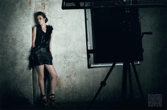 Charlotte Gainsbourg Vogue Italia January 2011 9
