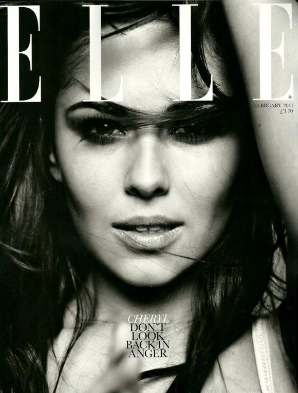 Cheryl Cole for Elle UK Febreuary 2011 2