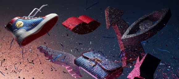 Christian Louboutin S S 2011 Campaign 1