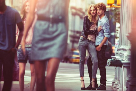 DKNY Spring 2011 Campaign 10