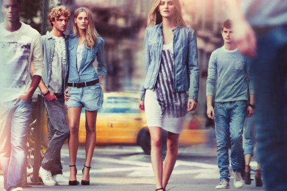 DKNY Spring 2011 Campaign 12