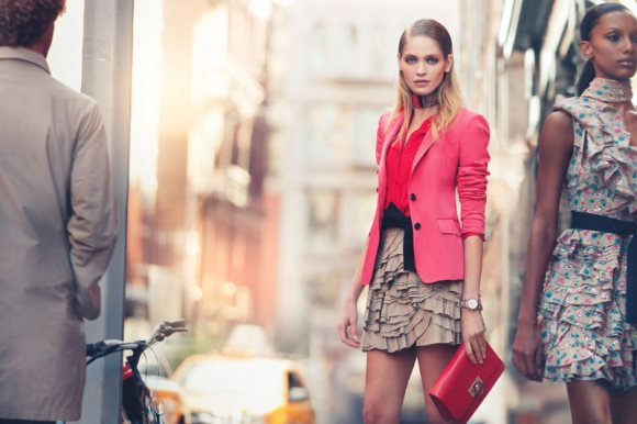 DKNY Spring 2011 Campaign 3