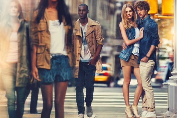 DKNY Spring 2011 Campaign 9