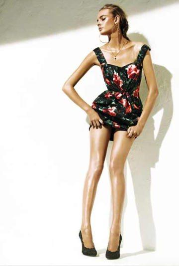 Dolce Gabbana Spring 2011 3