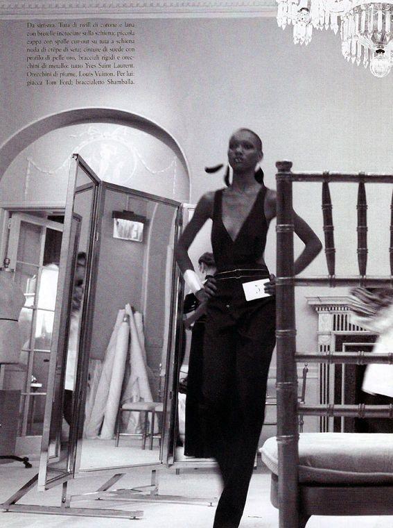 Freja Beha Vogue Italia January 2011 11
