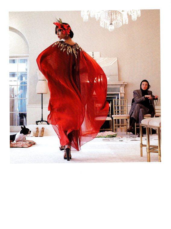 Freja Beha Vogue Italia January 2011 13