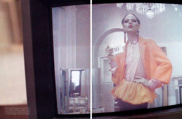 Freja Beha Vogue Italia January 2011 4