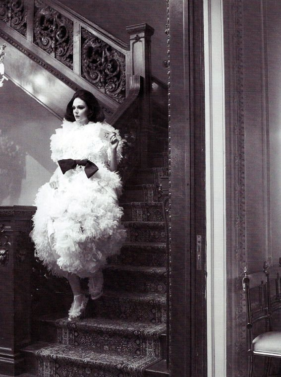 Freja Beha Vogue Italia January 2011 7