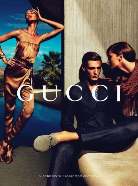 Gucci Spring 2011 Campaign Preview 1