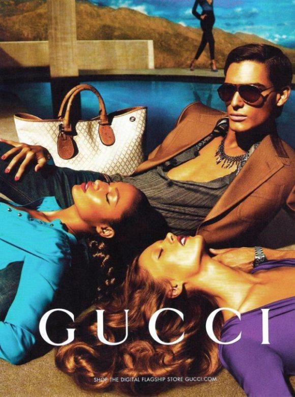 Gucci Spring 2011 Campaign Preview 2