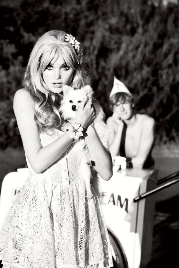 Guess Spring 2011 Campaign 1