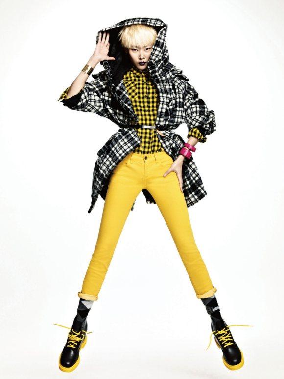 Han Hye Jin Harpers Bazaar Korea January 2011 9